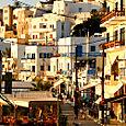 Chora - Naxos town