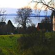 View of Lake Siljan