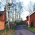 Road in Rattvik