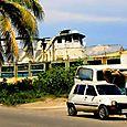 Old Boat in Negril